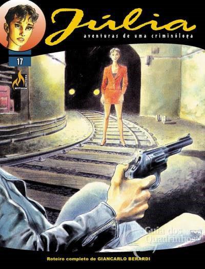 Resenha: J. Kendall, Aventuras de uma criminóloga 17 – O Crime Negado