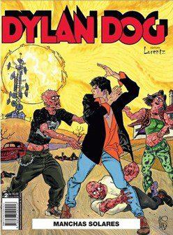 Resenha: Dylan Dog – Manchas Solares