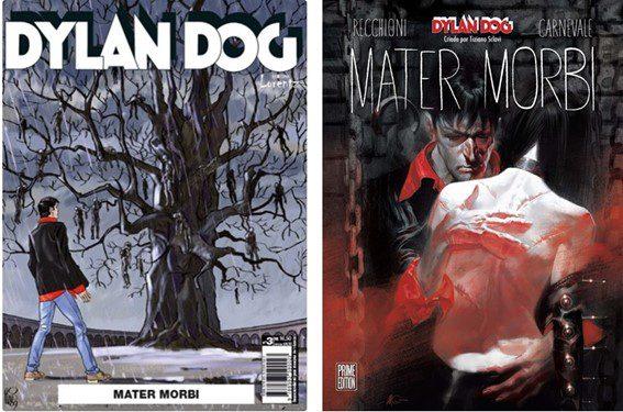 Resenha: Dylan Dog – Mater Morbi
