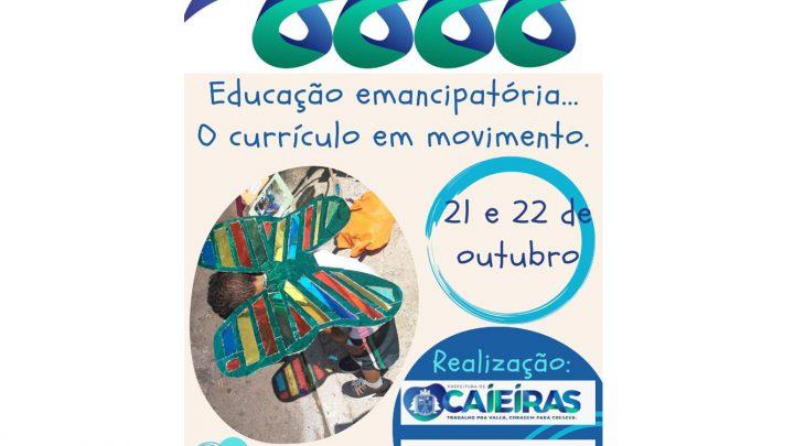 Artista urbano Bonga Mac aborda as vivências urbanas em evento promovido pela Secretaria da Educação de Caieiras